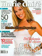 Spanish Marie Claire 5/05,Sarah Jessica Parker,May 2005,NEW