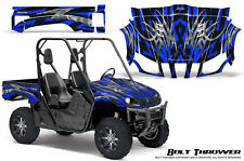 YAMAHA RHINO 450/600/700 UTV GRAPHICS KIT DECALS CREATORX BOLT THROWER BL