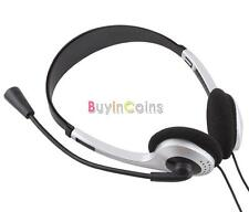 New Stereo 3.5mm LED Gaming Headphone Headset with Mic for PC Computer BD