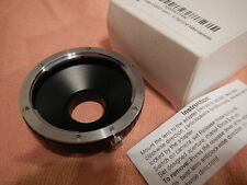 Lens Adapter Canon EOS to C-Mount