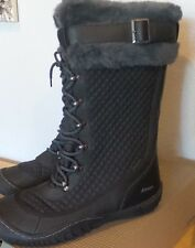 NEW NWT J Sport by Jambu Windham Women's Snow Boots BLACK SIZE 9 COMFY TALL