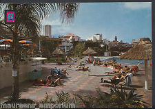 Spain Postcard - Lido San Telmo Swimming Pool, Puerto De La Cruz, Tenerife  H256