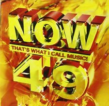 Now That's What I Call Music 49 2 Disc CD FREE SHIPPING