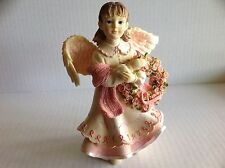 "Angels Among Us ""Angel of Hope"" Figurine by Betty Singer 2003"