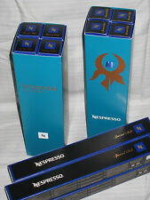 Nespresso SINGATOBA Capsules Limited Edition Coffee Espresso Intens.8 SUPER RARE