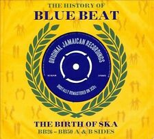 The History Of Bluebeat (BB26- BB50 A & B Sides) by Various Artists (CD,...