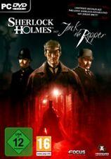 Sherlock Holmes corre dietro Jack lo squartatore * tedesco ottime condizioni