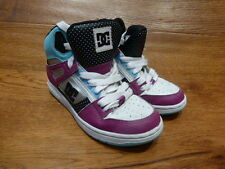 DC Shoes Rebound Hi Top Trainers Size UK 3  EUR 36