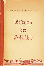 """Schiller, Friedrich - Gestalten der Geschichte - """"Vergrabene Schätze"""" Ludendorff"""