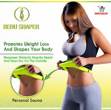 REDU SHAPER WOMEN SMALL, hot, redushaper, cami, osmotic, tecnomed, sweat shirt