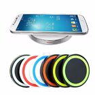 Wireless Charger Charging Pad Mini Mat For Samsung Galaxy S6 S6 Edge S7 S7Edge