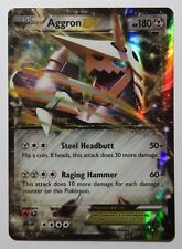 Aggron ex - 93/160 XY Primal Clash-ultra rare Pokemon carte