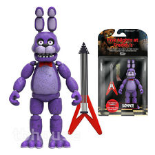"""5"""" BONNIE figure FIVE NIGHTS AT FREDDY'S action SPRING TRAP articulated FUNKO"""