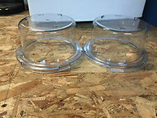 Lot of 12 New Austin BC 2 Electric Meter Cover Clear UV Polycarbonate