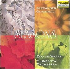 Glazunov: The Seasons, Scnes de Ballet