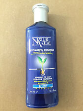 NATURVITAL REVITALIZING SHAMPOO DRY HAIR 300 ML FREQUENT USE
