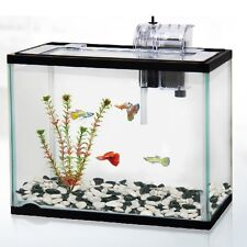 CLASSICA 21L 21 LITRE AQUARIUM FISH TANK STARTER KIT SYSTEM GOLD GOLDFISH FILTER