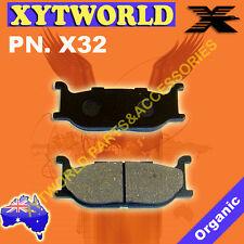 Front Brake Pads Yamaha XVS650 XVS 650 Drag Star 1997-2004