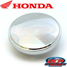 NEW GENUINE HONDA 1961 DREAM TOURING 250 305 CA72 CA77 OEM CHROME FUEL TANK CAP