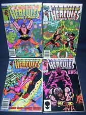 Hercules Prince of Power Limited Series #1 - #4 1983 Marvel Comics