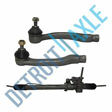 1992-95 Honda Civic Complete Power Steering Rack and Pinion + NEW OUTER TIE RODS