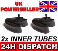 """20 INCH INNER TUBES 1.75 - 1.95 BMX GT HARO etc 20"""" X2"""