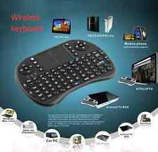 Mini Wireless Keyboard 2.4G with Touchpad Handheld Keyboard for PC Android TV KK