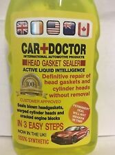 BLOWN HEAD GASKET REPAIR DEFFINITIVE SEAL OF STEEL GASKET AND ENGINE BLOCK SEAL