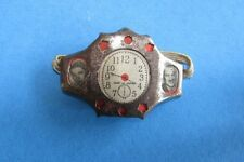 Vintage 1950's Tin Toy Movie Star Child's Wrist Watch, Made in Japan