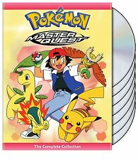 Pokemon: Master Quest Series The Complete Collection Box / DVD Set NEW!