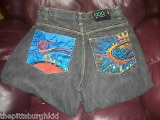 RARE AUTHENTIC COOGI MENS JEANS 36X32 VERY GOOD CONDITION VERY COOL
