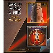 Earth Wind & Fire Raise!/Powerlight 2on1 CD NEW SEALED Remastered Let's Groove+