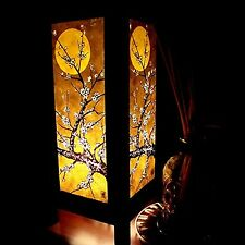 Moon Sakura Table Lamp Lighting Shades Floor Desk Outdoor Touch Room Bedroom ...