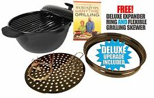 New Minden Anytime Grill for use with Gas & Electric Stove Top As Seen On TV