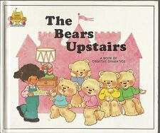The Bears Upstairs by Jane Belk Moncure Sue Knipper(1988, Hardcover)