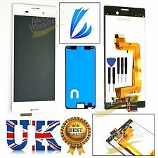 For Sony Xperia M4 Aqua E2303 White LCD Touch Display Screen Digitizer Assembly
