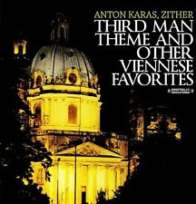Third Man Theme & Other Viennese Favorites - Karas,Anton (2013, CD NEUF)