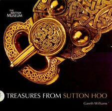 Sutton Hoo Treasures Anglo-Saxon Ship Burial Gold + Garnet Jewelry Sword Helmet