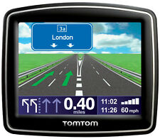 TOMTOM ONE IQ ROUTES 3.5 INCH GPS SATNAV - UK & IRELAND MAPS