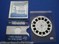 VIEW-MASTER - Passion Play Oberammergau - Germany 1950 - Tableaux   1951