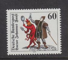 WEST GERMANY MNH STAMP DEUTSCHE BUNDESPOST 1979  Dr JOHANNES FAUST SG 1910