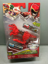 Power Rangers Dino charge morpher booster power pack - No's 13 & 22 +zord holder