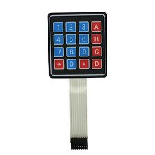 4x4 Matrix Keypad Membrane Switch with Sticker for Arduino, ARM and other MCU