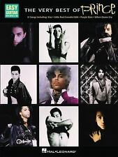The Very Best of Prince : Easy Guitar with Notes and Tab (2011, Paperback)