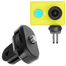 "New Tripod Mount Adapter For Sony Action Cam Camera- GoPro Mount To 1/4"" thread"