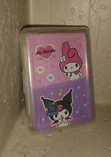 My Melody Rabbit Playing Cards Trump Play Card Game Sanrio anime Japan kitty NEW