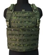 Vest base VYMPEL (MOLLE) With Pocket for Armor in Digital Flora pattern by ANA