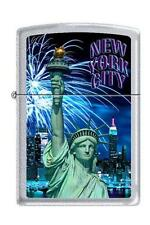 Zippo 2930 statue of liberty ny city Lighter