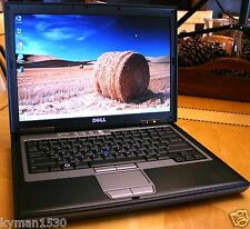 Dell Laptop Computer Intel Dual Core WiFi Dvd Windows 7 Latitude 3GB 500GB HD