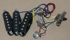 DISCOUNT STRAT SINGLE COIL GUITAR PICKUPS SET - GUITAR BUILDING PARTS